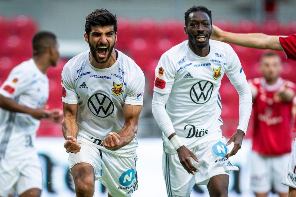 Lycklig Rewan avgjorde för ÖFK- första målet i klubben – Östersunds FK