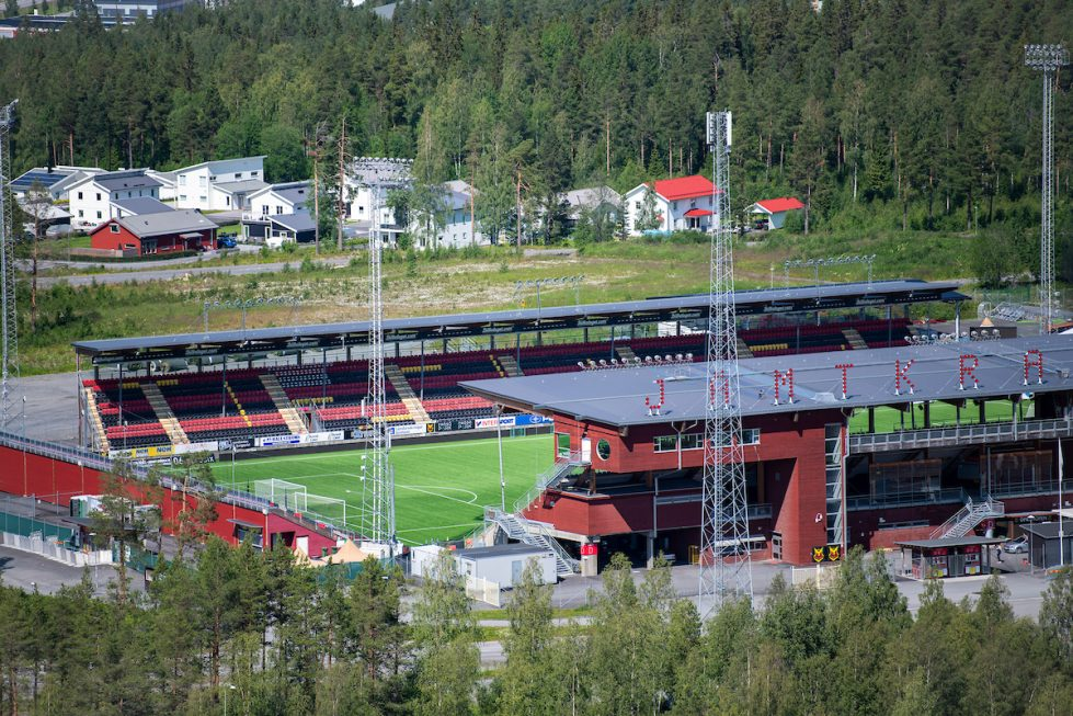 Eskilstuna Till Östersund